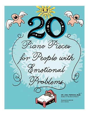 20 Piano Pieces for People with Emotiona