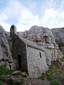 St Govan's Church - Pembrokeshire