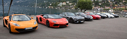 Luxury Car Hire Interlaken