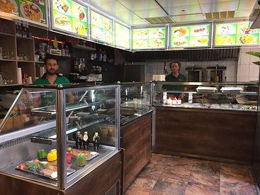 Turkish food, halal restaurant, shisha, shish kebab