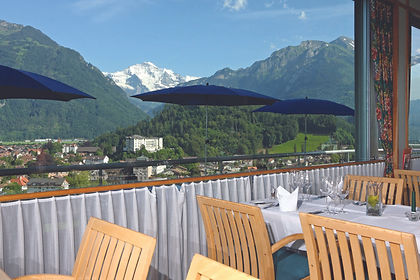 Top o Met, Metropole, views over the mountains and halal food