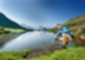 Grindelwald First hiking, walking, mountain carts, trotti bikes, flying fox