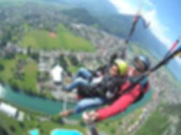 Paragliding Interlaken للطيران الشراعي بأنترلاكن