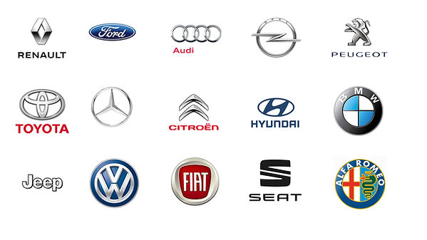Marcas Coches