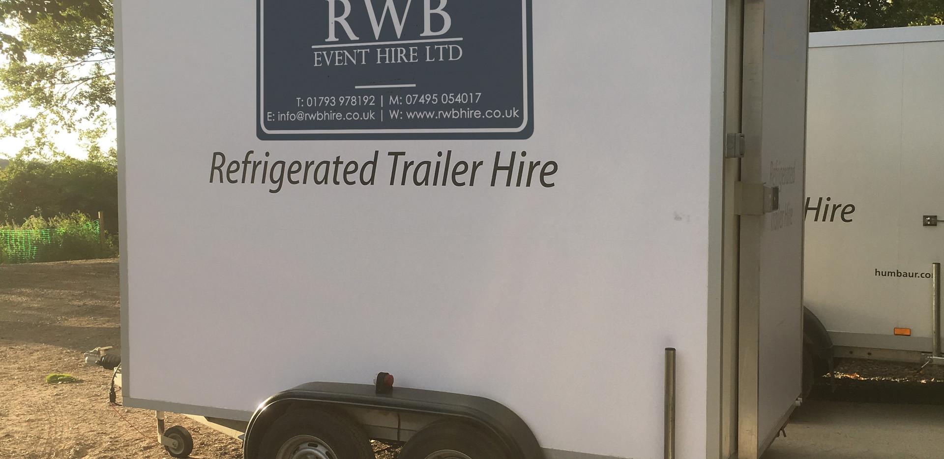 RWB Royal Wootton Bassett Refrigeration