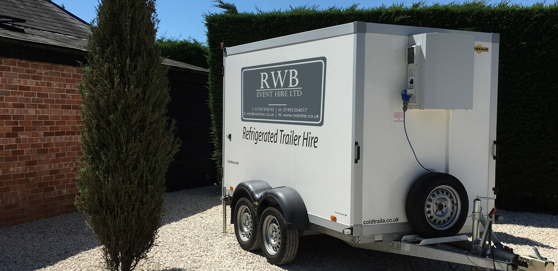 RWB Royal Wootton Bassett Refrigeration