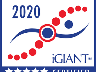 iGIANT® Seal of Approval