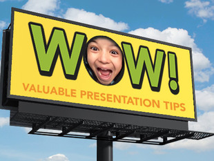 Mimick Billboards to Unclutter Your Slides Today!
