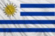 Uruguay Flag of Silk, Flag of Uruguay fa