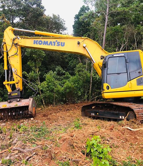Triturador Florestal FAE
