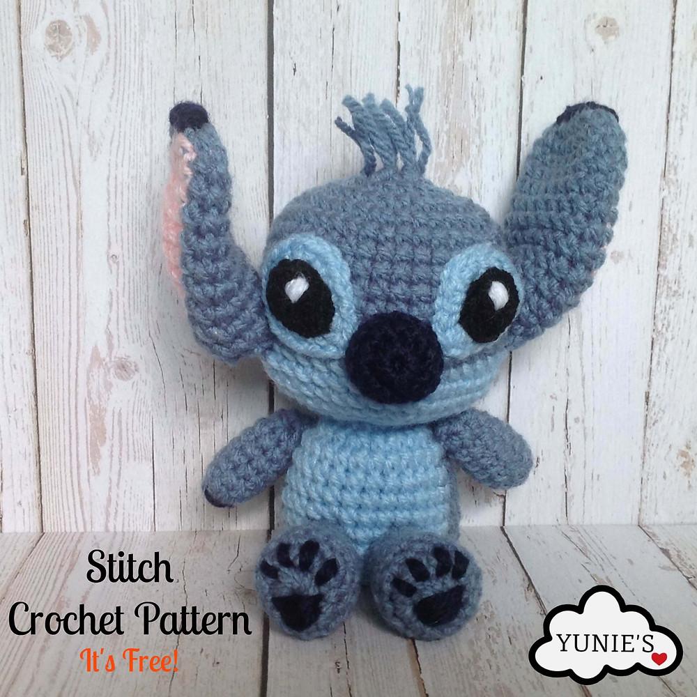 Stitch free crochet pattern