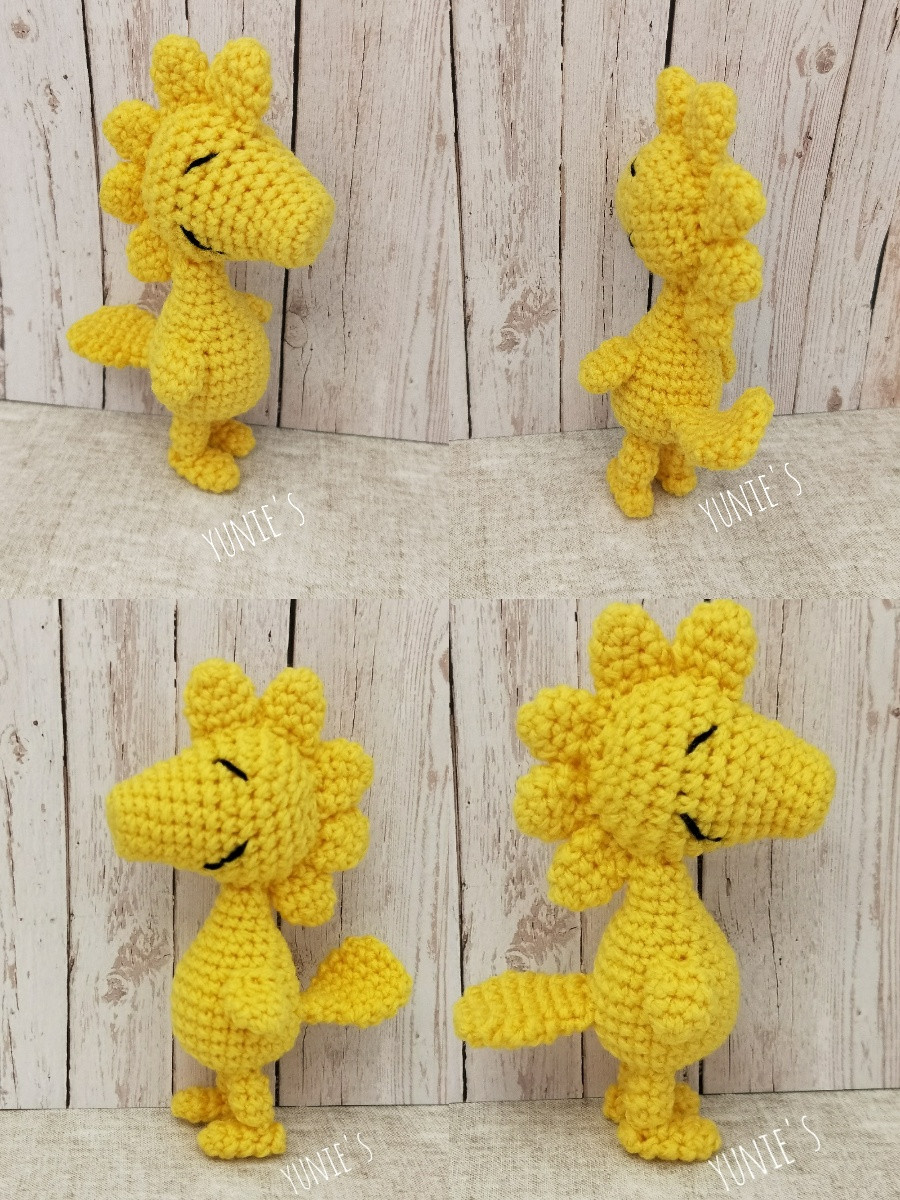 Woodstock Free crochet pattern