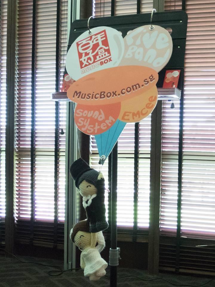 MusicBox Mascot_Yunies Crochet