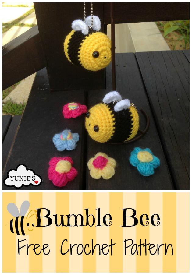 free-bee-crochet-pattern