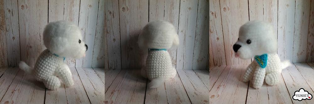 Choya Crochet Amigurumi Dog
