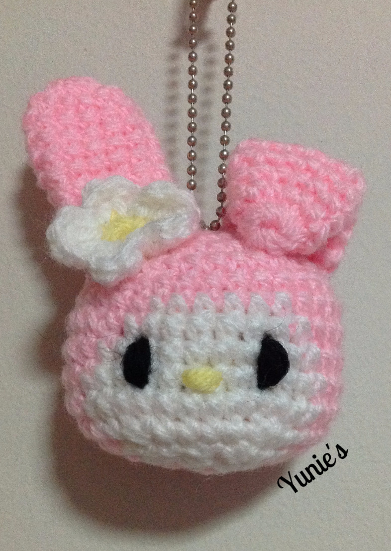 My melody free crochet pattern