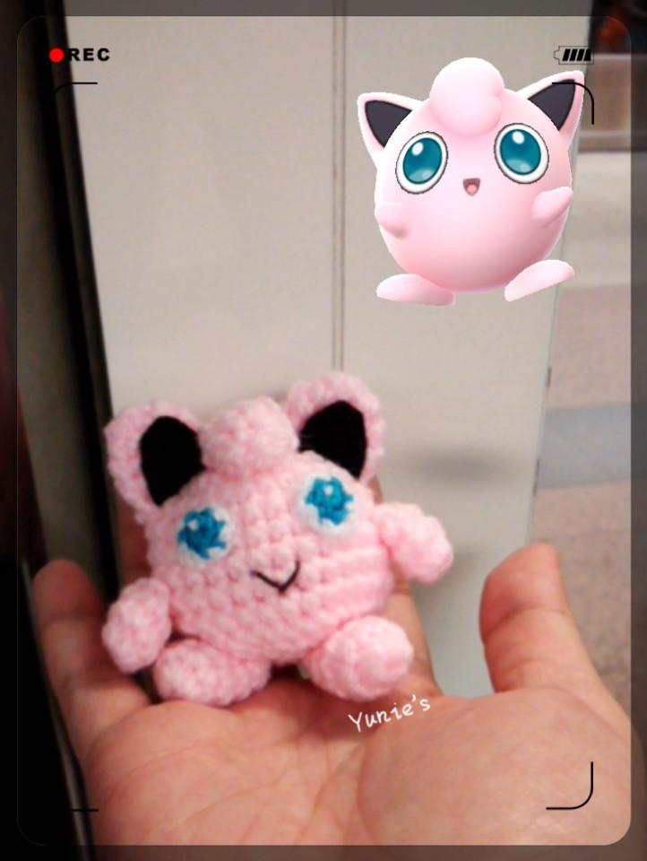 jigglypuff crochet