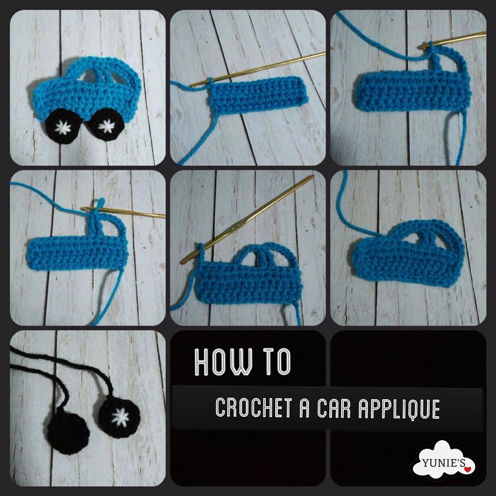 car applique free pattern