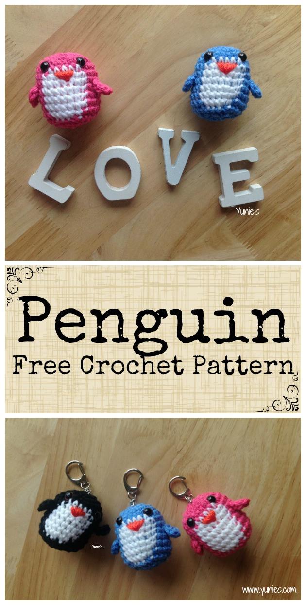 Penguin-Free-Crochet-Pattern