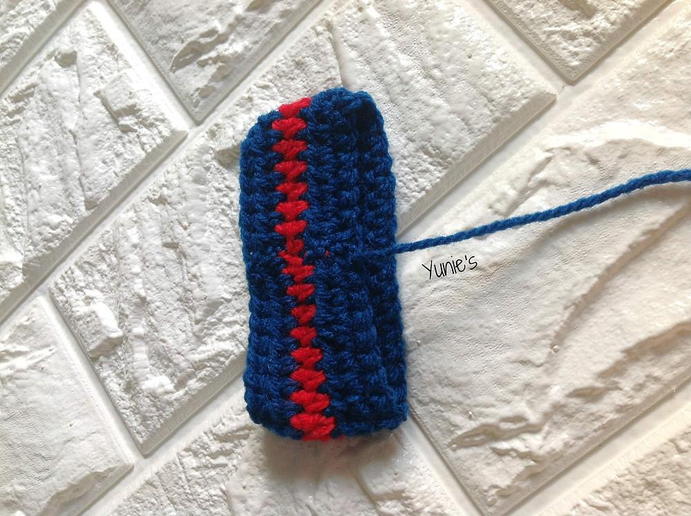 Free bowtie crochet pattern