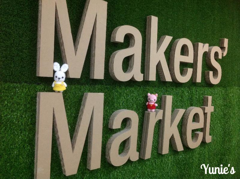 Yunies amigurumi at makers market