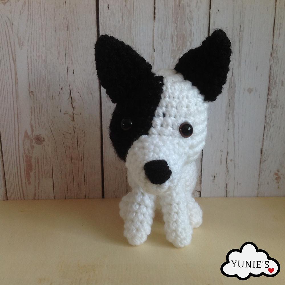 dog amigurumi pattern