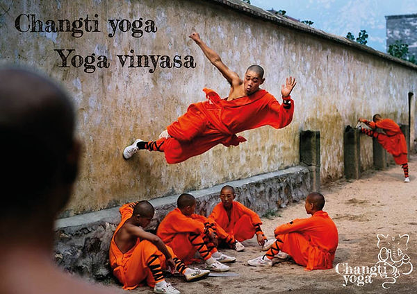 changti yoga chambery