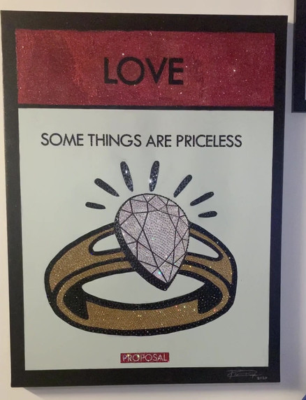 LOVE Some Things Are Priceless by Robert