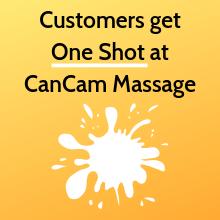 一次射击在CanCam