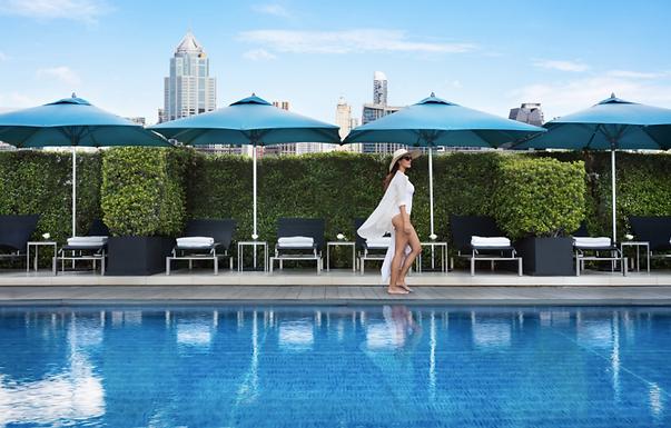 曼谷住宿推荐,素坤逸索菲特 Sofitel Bangkok Sukhumvit Hotel