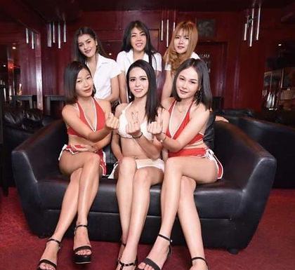 泰国曼谷patong区域gogobar推荐