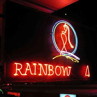 Rainbow 4 – 颜值高,价格也高,氛围普通的gogo吧