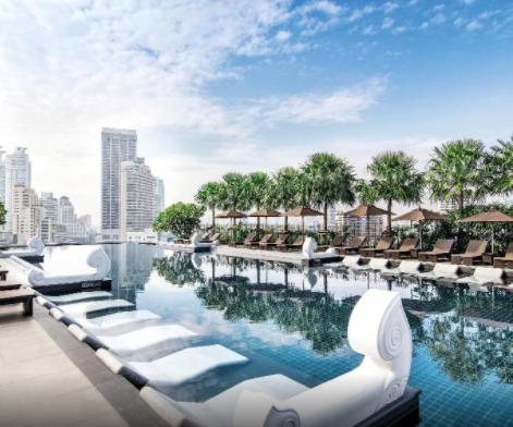 曼谷酒店推荐  中心点21号  Grande Centre Point  Terminal 21