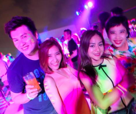 玩世不恭,在泰国夜生活中尽情自我