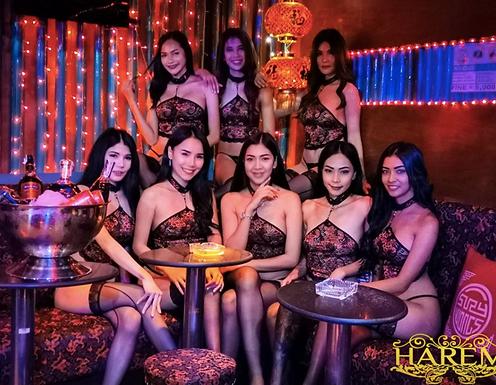 Baccara agogo– 到曼谷牛仔巷玩,超高颜值泰妹钱,无性价比
