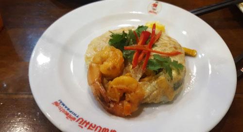 Pad Thai Thai Restaurant在曼谷