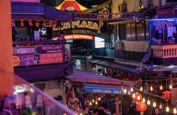 对曼谷nana plaza 的一些观察心得