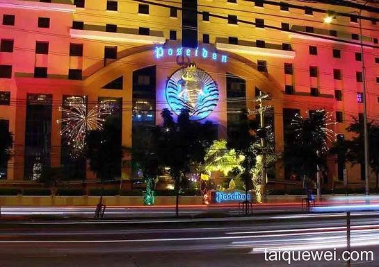 泰国波塞冬(Poseidon),曼谷老牌泰浴