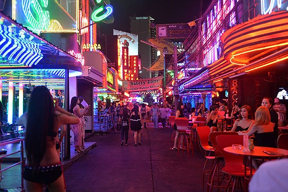曼谷夜生活三大红灯区介绍-新人必读