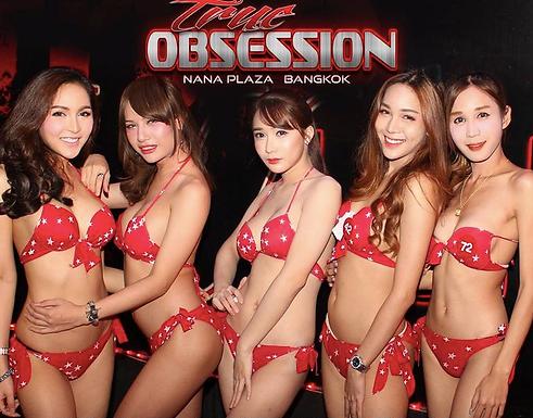 去Obsession人妖吧之前,我一直以为我喜欢的是女人