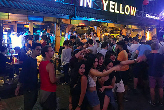 5 Places to Meet Sexy Girls in Chiang Mai