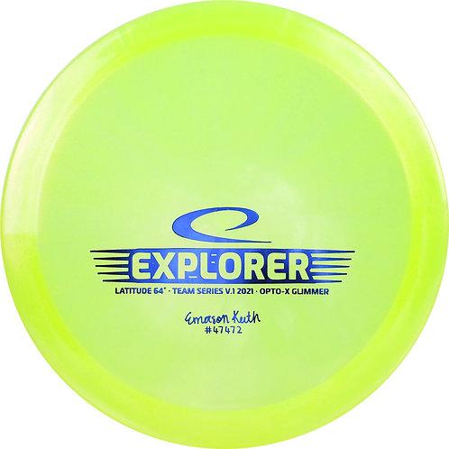 Explorer (Opto X Glimmer) Emerson Keith Team Series V2 2020