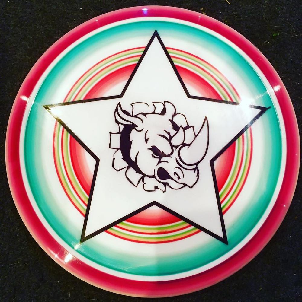Rhino Custom Spin & Stencil