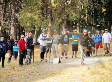 12 Classic Mistakes In Disc Golf. No.1 - Classic Rounding