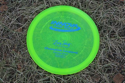 Leopard (Champion) Barry Schultz Signature Disc