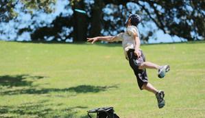 Flying Putt
