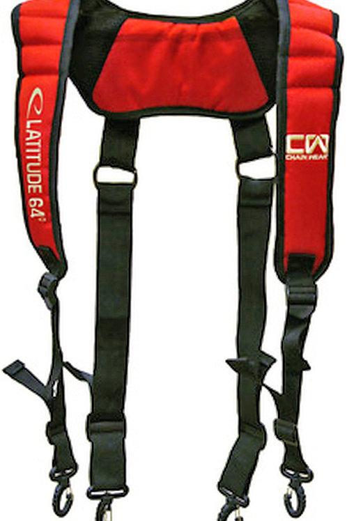Latitude 64 Backpack Straps