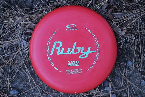 Ruby (Zero Medium)