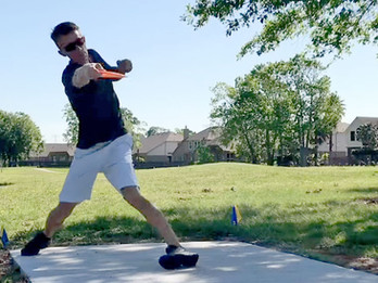 12 Classic Mistakes In Disc Golf. No.2 - Classic Lazy Off Arm