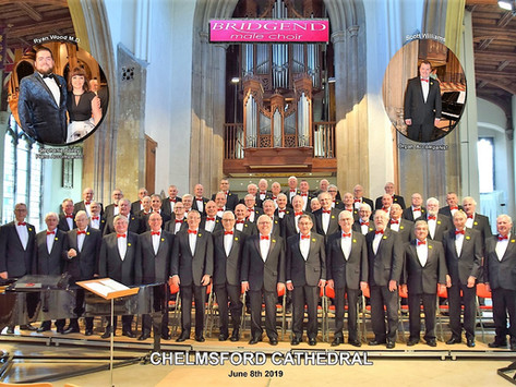 Chelmsford and District Welsh Society 52nd Annual Concert